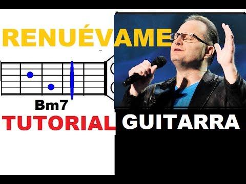 (57) Renuévame - Marcos Witt (Tutorial para Guitarra - Acordes sencillos)