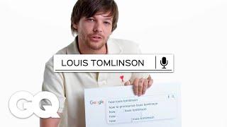 Louis Tomlinson responde todo de Google | GQ México