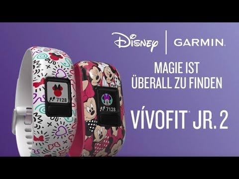 Garmin vívofit® jr. 2 - Minnie Maus