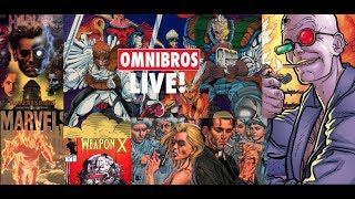Omnibros Live! - Top Five 90s Comics.
