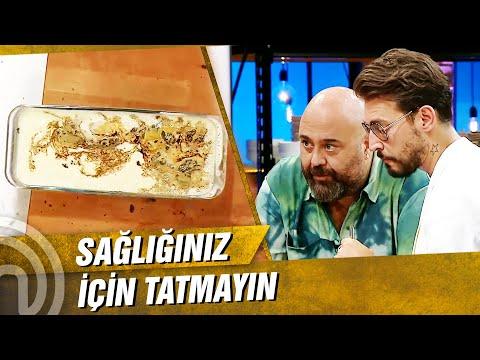 Şefler Fikret'in Tatlısını Tatmadı | MasterChef Türkiye 28. Bölüm