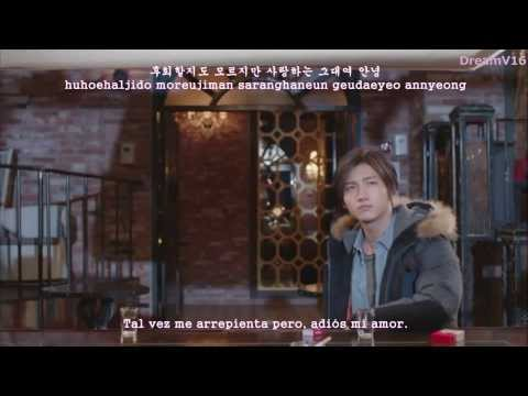 Changmin[TVXQ] -Because I Love You  (I Have To Forget You) [Mimi OST] Sub-Español - Hang-Rom