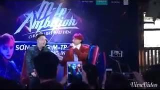 Không còn mùa thu - Sơn Tùng MTP ( Live)