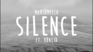 Marshmello - Silence ft. Khalid (Facade & Varun Remix)