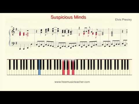 Baixar How To Play Piano: Elvis Presley