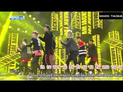 [Thai sub] GOT7 - Follow Me Live