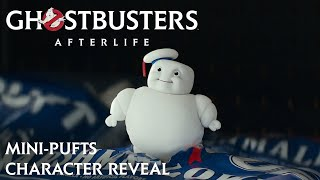 GHOSTBUSTERS: AFTERLIFE - Mini-Pufts Character Reveal