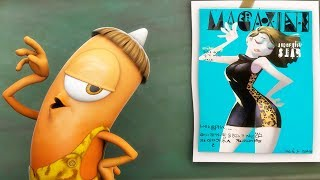 Funny Animated Cartoon | Spookiz | How To Look Good  | 스푸키즈 | Cartoon For Children
