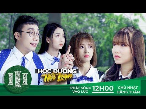PHIM CẤP 3 - Phần 7 : Tập 18   Phim Học Đường 2018   Ginô Tống, Kim Chi, Lục Anh