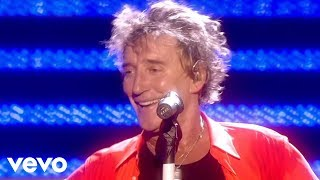 Rod Stewart - Rhythm of My Heart (from One Night Only!)