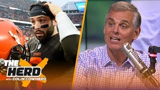 Colin Cowherd plays the 3-Word Game with the AFC after end of free agency and Draft | NFL | THE HERD
