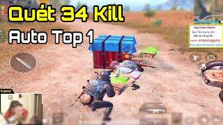 2 Ae Tiếp Tục Lấy Đi 34 Kill Dành Top 1 Quá Gắt | PUBG Mobile