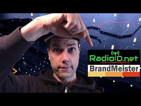 DMR Journey pt 3: How to setup your DMR RadioID and Brandmeister IDs