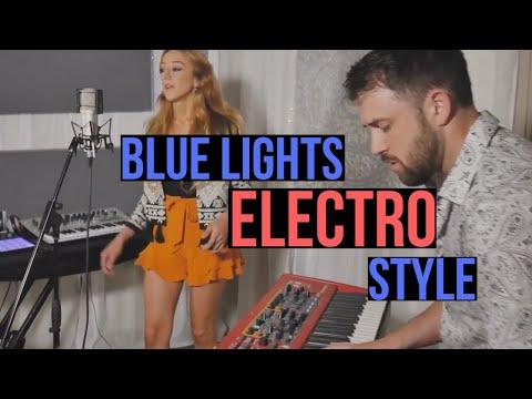 MOODBAY - Blue Lights (Jorja Smith Live Cover)