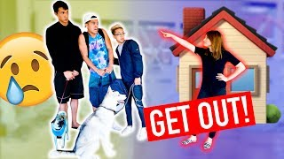 They Kicked Us Out Of Our House! *Had To Move AGAIN*