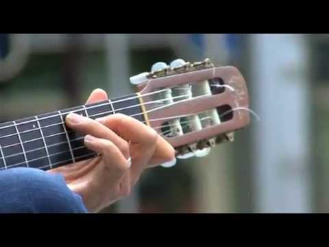 Hotel California (Eagles ) - Eugenio Jedi Martinez - Street music at its best in Amsterdam