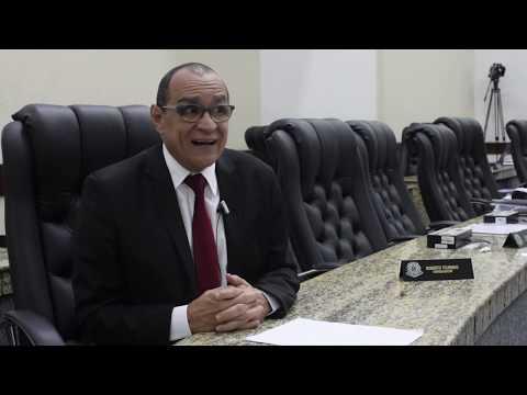 Entrevista com o vereador Roberto Tourinho PV