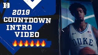 2019 Countdown Intro Video!