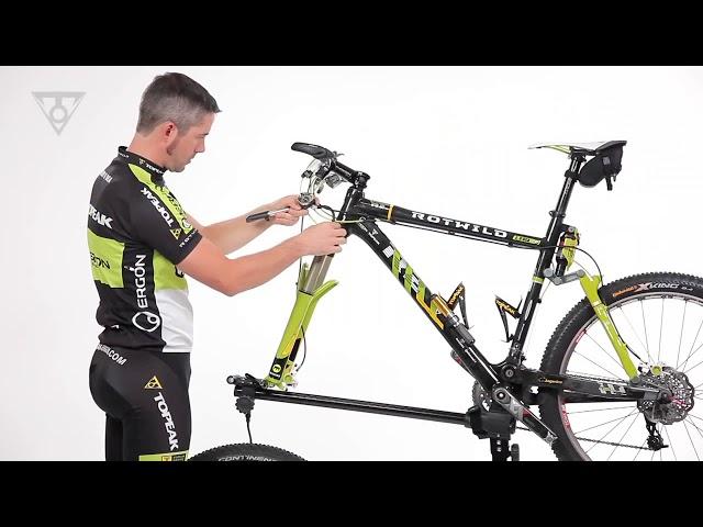 Topeak TFV-03 Pressure-Rite Anti-Air Loss For MTB Road Bike Presta Valve Adapter