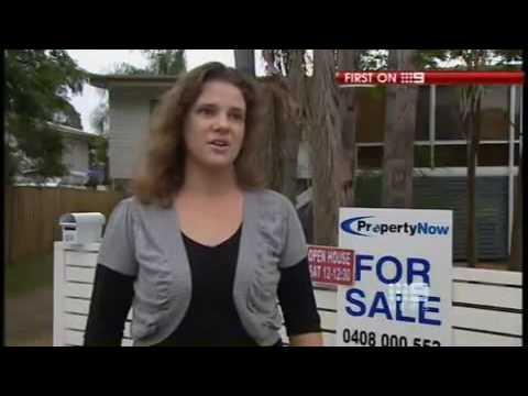PropertyNow on National Nine News