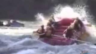 Descenso de rafting en la garganta del diablo