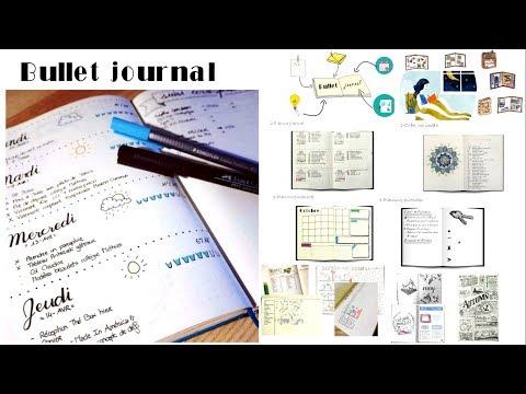 L'outil d'organisation par excellence : Le Bullet Journal