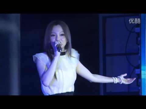 張韶涵《淋雨一直走》百榮商演 LIVE 20140523
