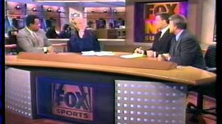 NFL on FOX - 1995 Week 8 Pregame