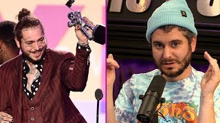 H3H3 On Post Malone Airplane Incident/VMAs
