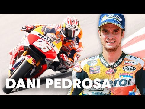 Meet three-time World Champion Dani Pedrosa | MotoGP 2018