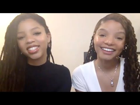 Chloe x Halle Take The Sister Test