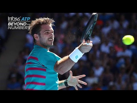 Down On Serve, Stan Wawrinka Shows The Way Out