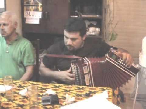 acordeon giustozzi dos hileras en tercera