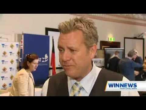 Broo featured on Win TV Ballarat on 17th February 2017