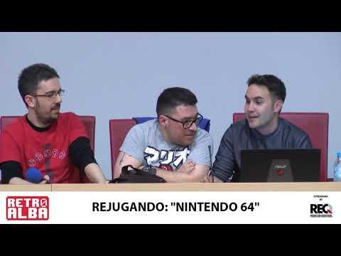 RETROALBA 2019 Podcast Rejugando Ninteno 64