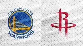 Golden State Warriors vs Houston Rockets | Live Reactions & Play-By-Play