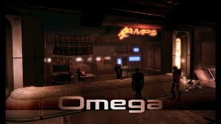 Mass Effect 2 - Omega: Amps (1 Hour of Music & Ambience)