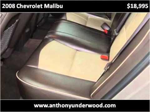 2008 Chevrolet Malibu Used Cars Birmingham AL
