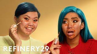 I Followed Nikita Dragun's Makeup Routine | Beauty With Mi | Refinery29