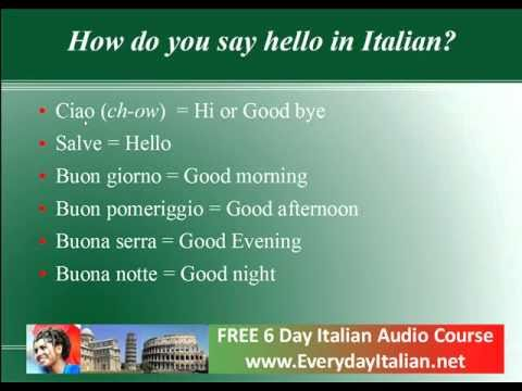 How Do You Say Fuck Off In Italian 53
