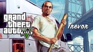 Grand Theft Auto V Trevor Trailer