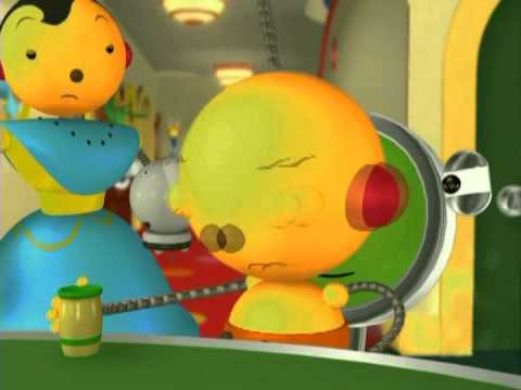 Rolie Polie Olie Zowie Got Game Hickety Ups Chili S