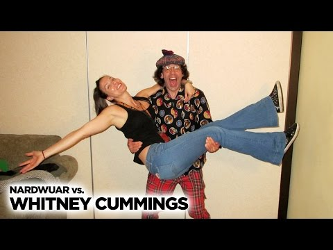 Nardwuar vs. Whitney Cummings / Sarah Silverman / Chris Hardwick / Hannibal Buress