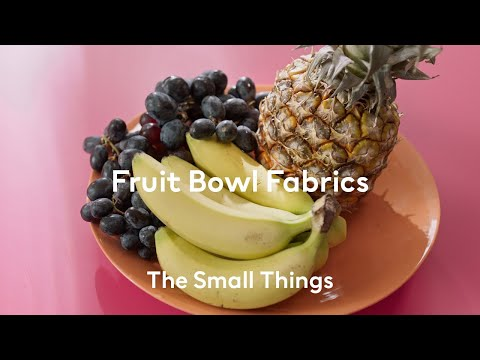 hm.com & H&M Discount Code video: 3 Fabrics You Can Find In Your Fruit Bowl   H&M