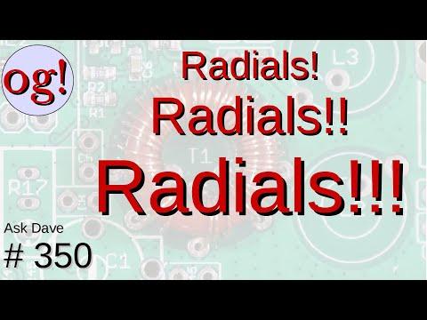 Radials, Radials, Radials! Learn about radials! (#350)