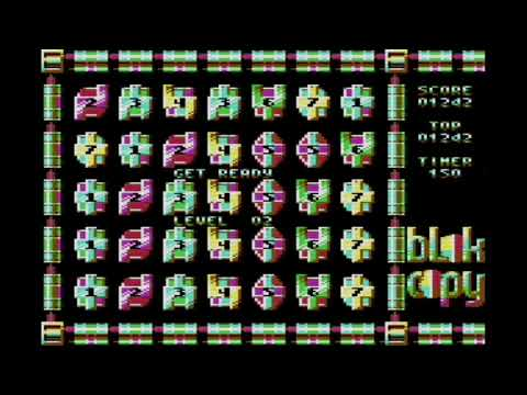 Block Copy RX (2018) | C64 | Homebrew World