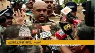 Sabarimala protest LIVE updates : IG S sreejith's PRESS MEET