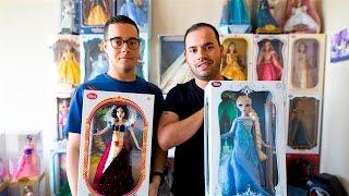 We Spent $60,000 On Disney Dolls