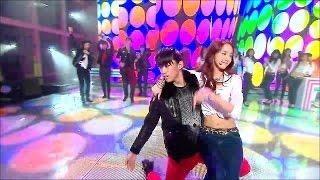 【TVPP】SNSD - Love Song Medley (with 2PM) [2/2], 소녀시대 - 러브 송 메들리 [2/2] @ 2009 Korean Music Festival