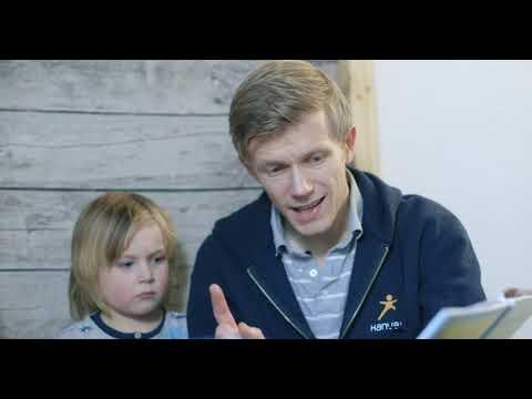 Snakk med barn - 3-4 år